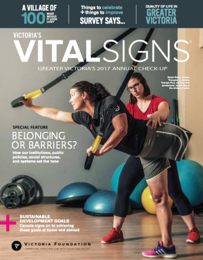 Victoria Vital Signs 2017 – Belonging or Barriers?